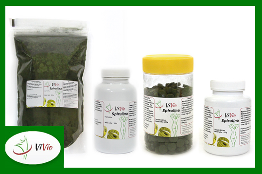 spirulina12 Cudowna SPIRULINA w diecie i kosmetyce