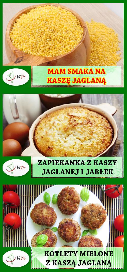 kasza-jaglana-przepisy Pomysły na dania z kaszy jaglanej