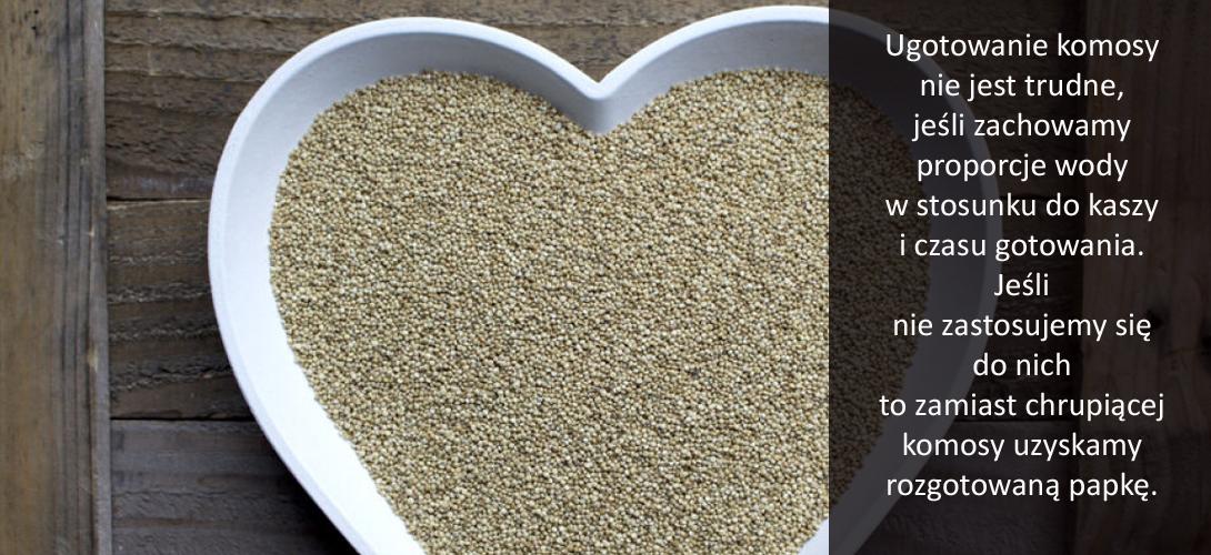 k666 Jak gotować komosę ryżowa białą?                                                               Porady + wartość odżywcza ugotowanej komosy ryżowej