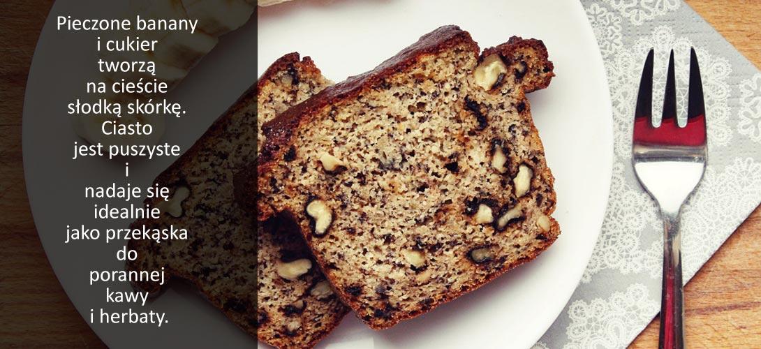 """ciasto_kokosowe Cukier kokosowy - dlaczego warto nim zastąpić """"biały"""" cukier? <br> Wypróbuj przepis na razowe ciasto z bananami i cukrem kokosowym"""