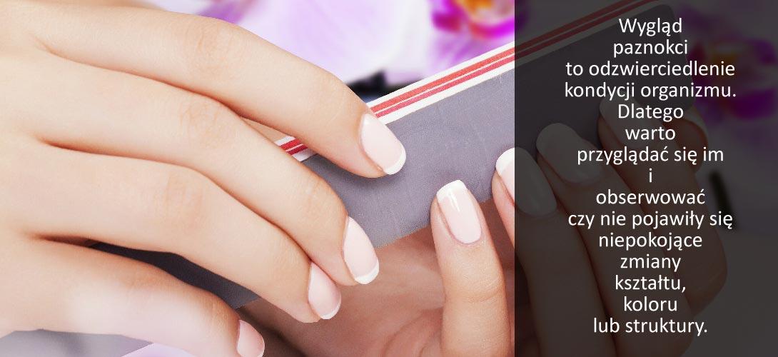 zdrowe_paznokcie Zmiany na paznokciach. <br> Co oznaczają?  Kiedy udać się do lekarza?