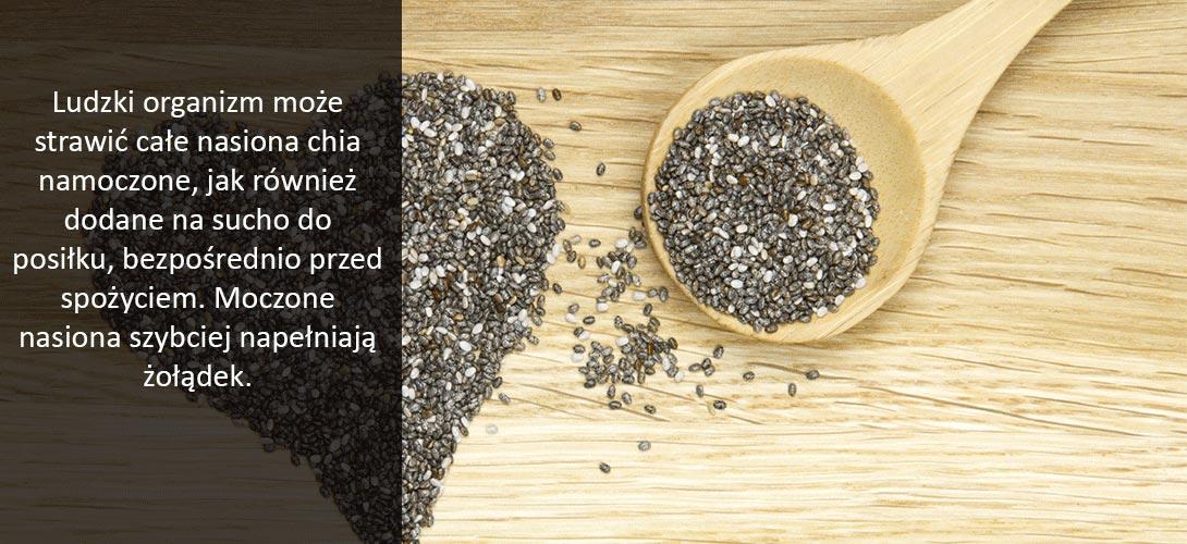 chia-1 Nasiona chia, czyli zdrowy dodatek do pieczywa. Wypróbuj 3 przepisy na chleb z dodatkiem szałwi hiszpańskiej!