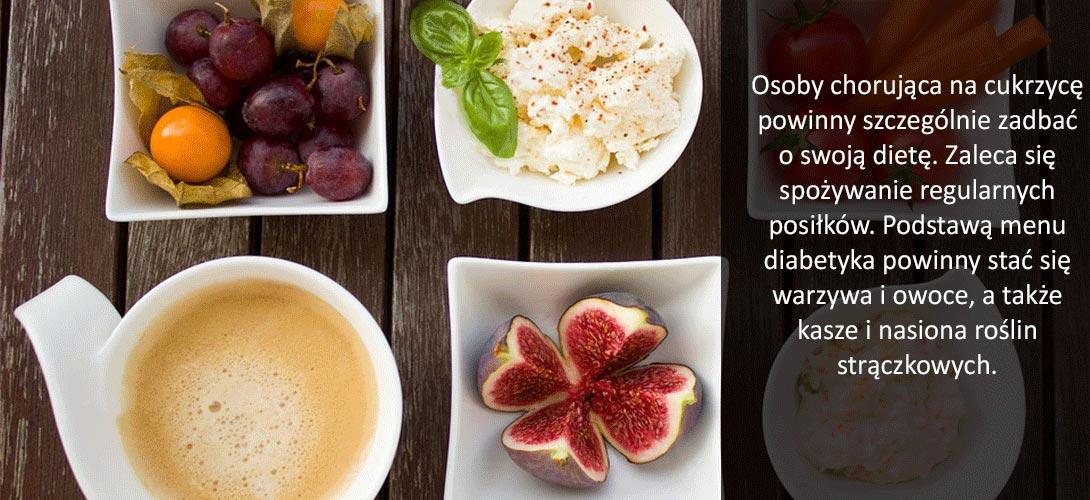 dieta_diabetyka Jak powinna wyglądać dieta dla cukrzyków?