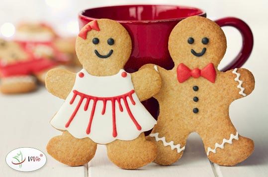 pierniczki Świąteczne pierniczki. Sprawdź przepis. Upiecz. Ciesz się magią świąt!