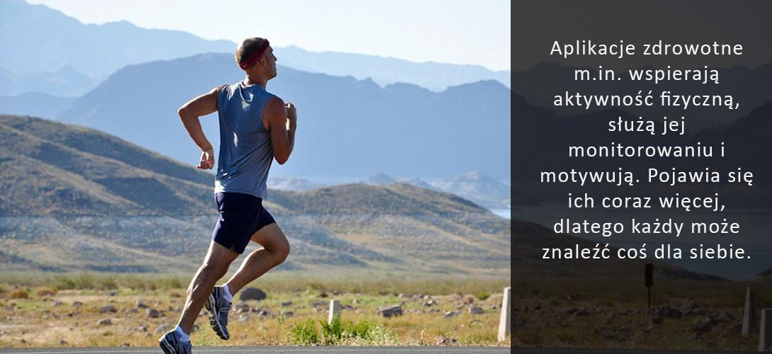aplikacje-sportowe TOP 5 najciekawszych zdrowotnych aplikacji!