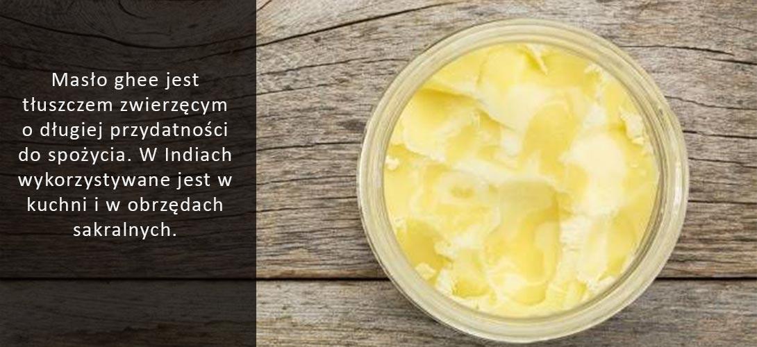 maslo-klarowane Masło ghee czy olej kokosowy?