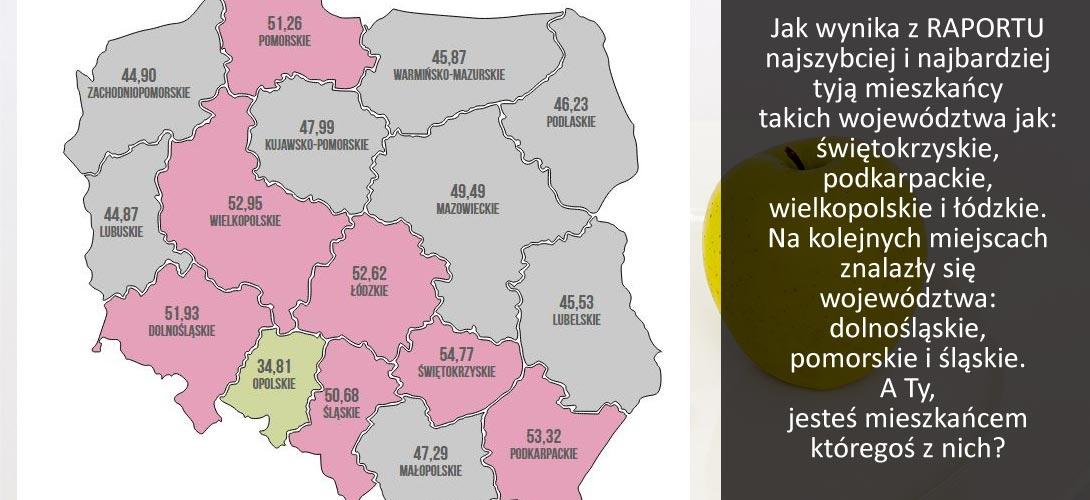 raport-3 Ponad połowa Polaków ma nadwagę! Czy grozi nam epidemia otyłości?  RAPORT ViVio