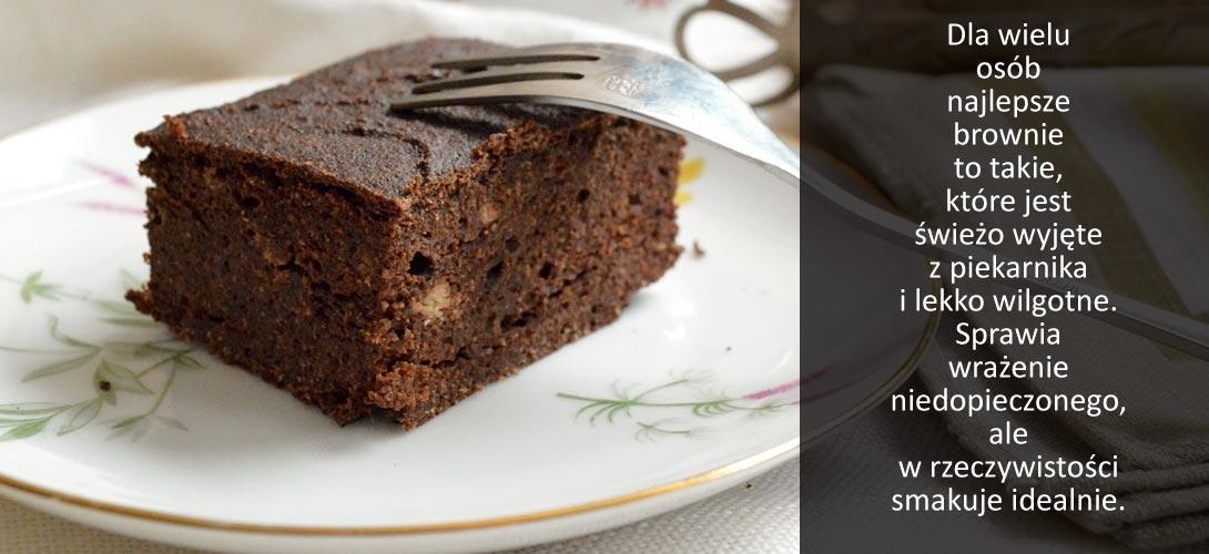 bananowe_brownie Bananowe brownie - IDEALNE DO KAWY!