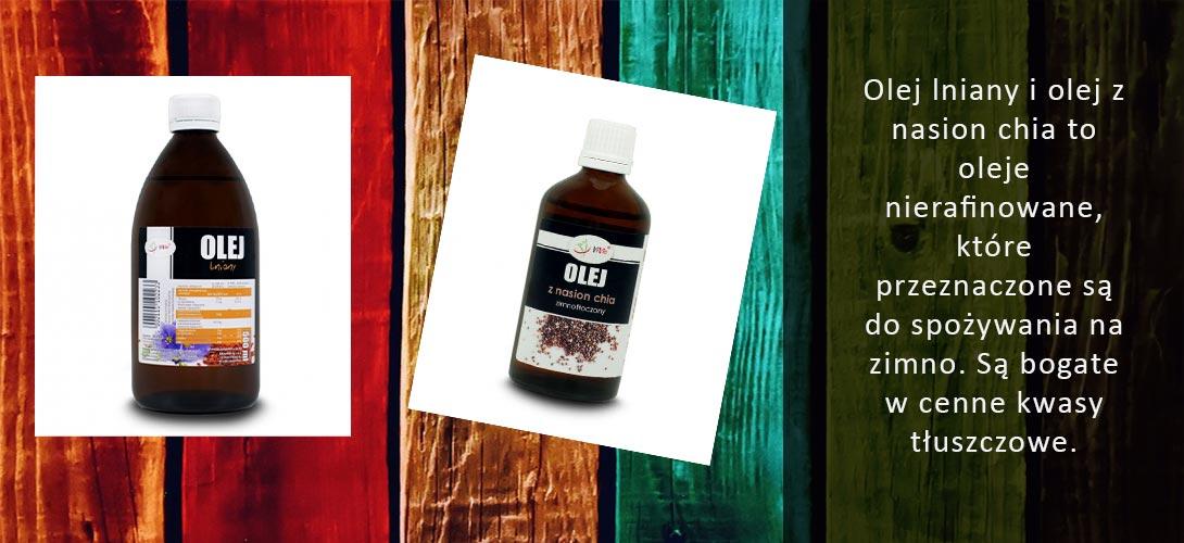 olej-lniany-i-olej-z-nasion-chia Olej lniany czy olej z nasion chia - sprawdź, który wybrać?