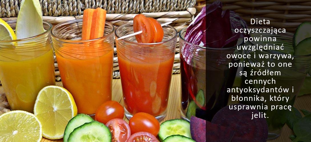 dieta-oczyszczajaca Czas na solidny detoks! Poznaj zalety diety oczyszczającej!
