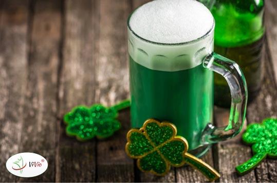 piwo Piwo z zielonym jęczmieniem. Wiesz czy takie piją w Irlandii?