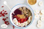 owoce-liofilizowane-150x99 Jedz maliny. Teraz smakują najlepiej!  Sprawdź przepis na placuszki z malinami, ksylitolem i olejem kokosowym