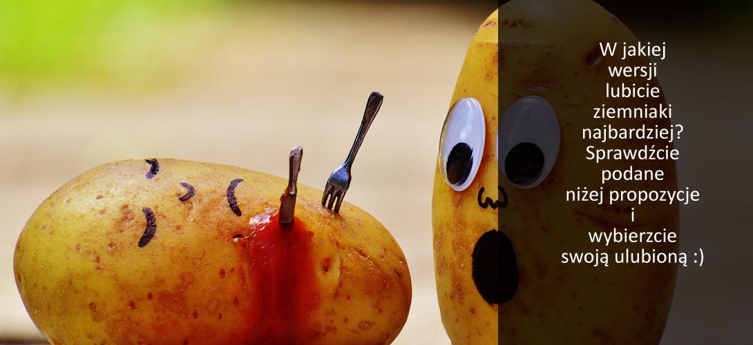 ziemniaki_w_kuchni Przepisy na obiad: 5 TANICH, SZYBKICH,  I ŁATWYCH W PRZYGOTOWANIU dań ziemniaczanych. Nr 4 najlepszy!