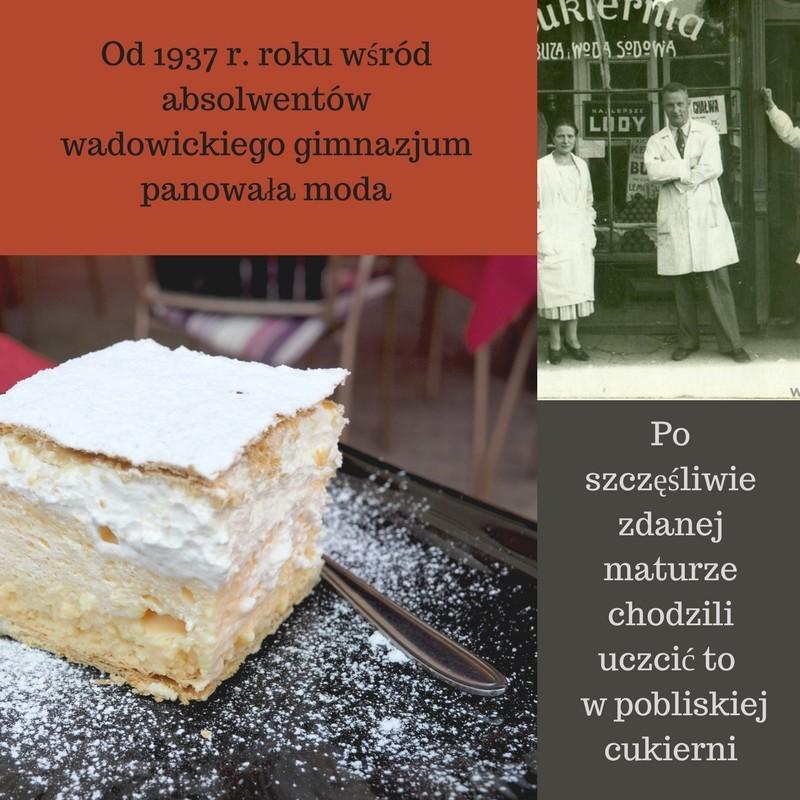 cukiernia Przepisy na ciasta - kremówka, czyli napoleonka <br> Sprawdź prosty i zawsze udany przepis!