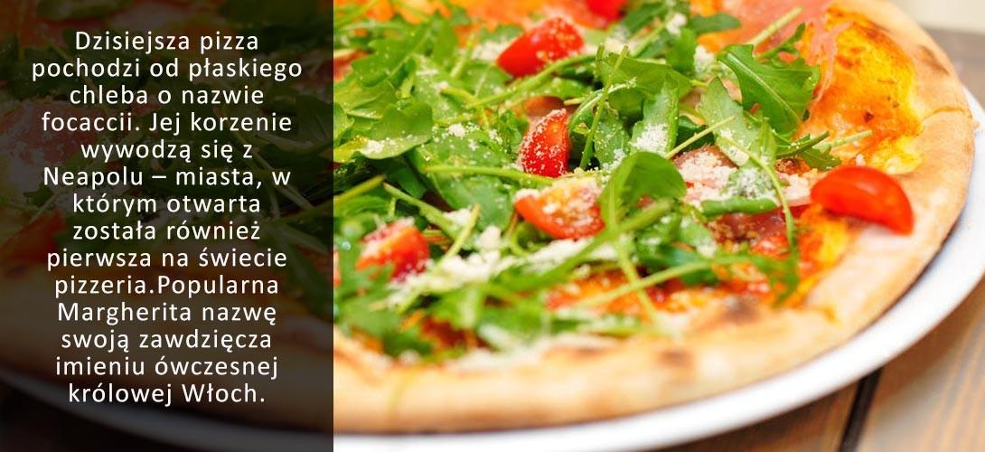 pizza PRZEPIS NA PIZZĘ: domowa, wegańska i bez glutenu!