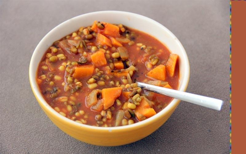zupa-z-fasoli-mung FASOLA MUNG przepisy wegańskie. Wybierz swój!