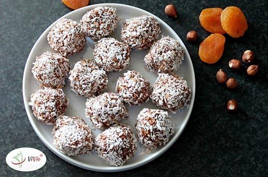 przepis-na-ciasteczka-swiateczne-kulki Przepis na ciasteczka świąteczne – kule śnieżne bez pieczenia!