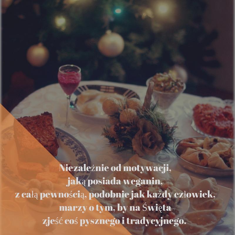 weganie Wegańskie Boże Narodzenie. Przepisy na Święta!