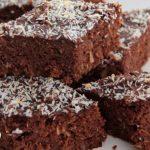 brownie-150x150 CIASTO CZEKOLADOWE PRZEPIS z masłem orzechowym!