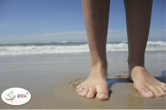 Wyróżniający-ok Problem spuchniętych nóg? Podpowiadamy jak sobie z nim radzić.