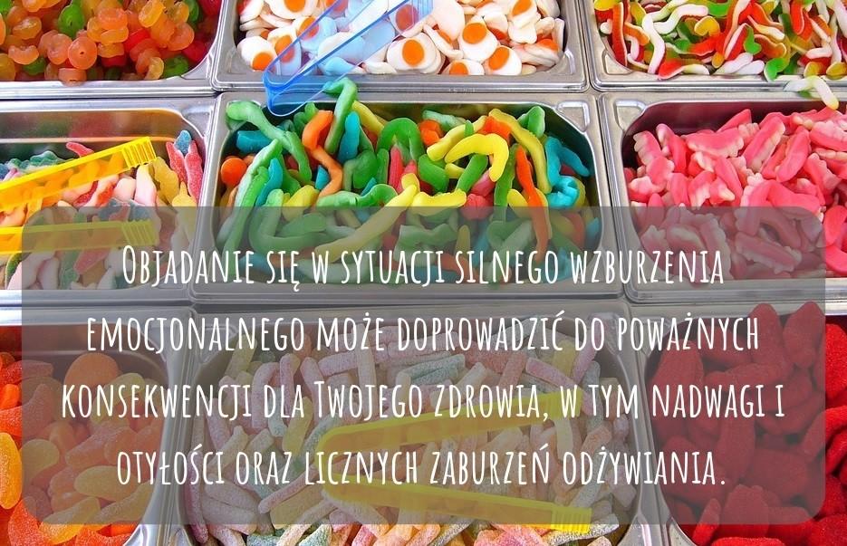 Infograf-1 Kiedy zajadamy stres – jak poradzić sobie z niekontrolowanym objadaniem się?