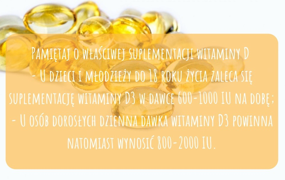 INFOFRAF Wszystko co powinieneś wiedzieć na temat witaminy D