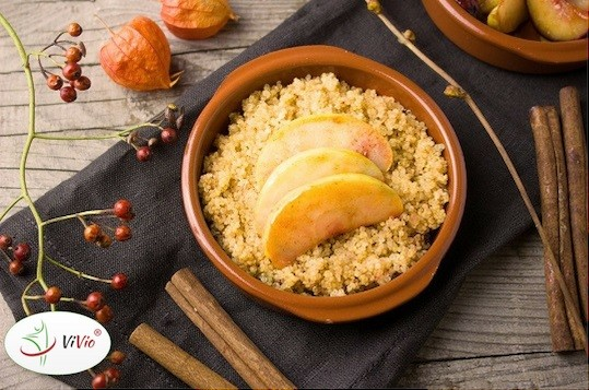Wyróżniający-ok Komosa ryżowa – idealny sposób na szybki i smaczny obiad