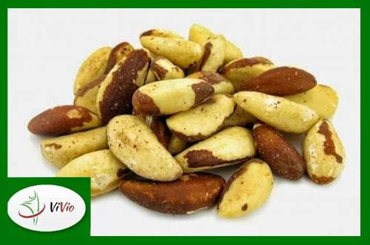 orzechy-braz Orzechy brazylijskie bogatym źródłem selenu!