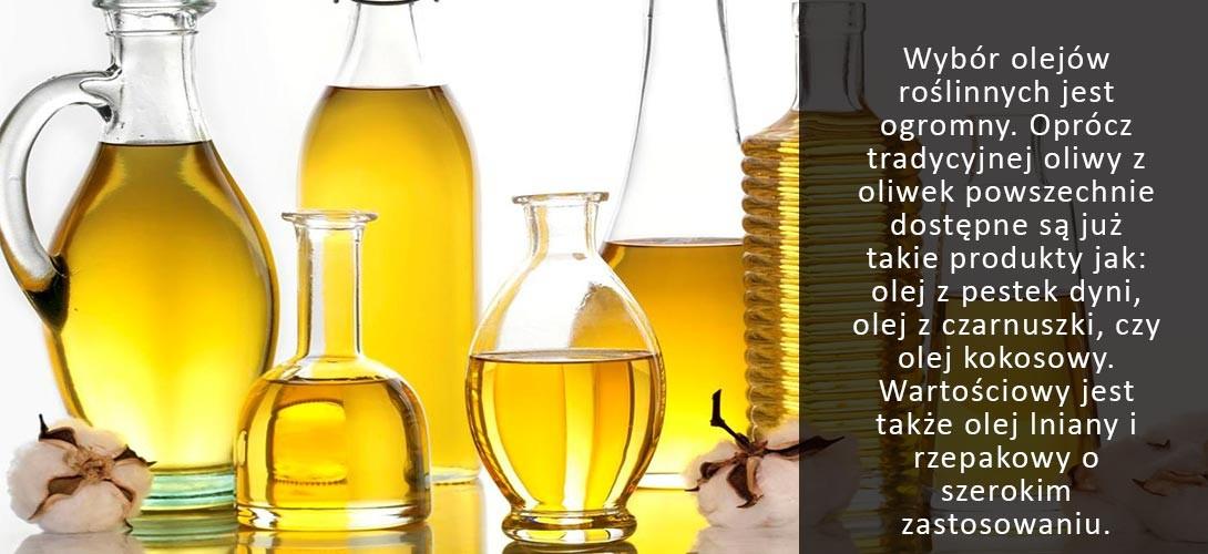 oleje-roslinne TYLKO U NAS: RANKING 5 ZDROWYCH OLEJÓW ROŚLINNYCH!