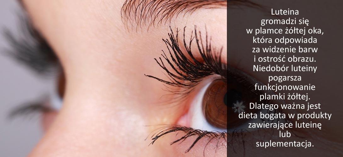 luteina Dieta na dobry wzrok. Co jeść, by mieć zdrowe oczy przez długie lata?