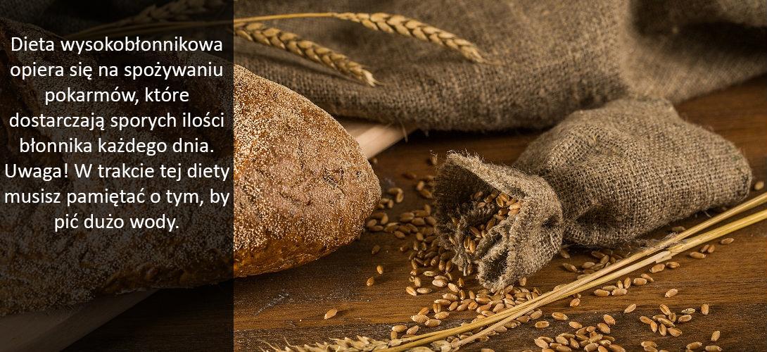 błonnik-1 Wszystko o diecie wysokobłonnikowej– komu pomoże, a kto powinien jej unikać?