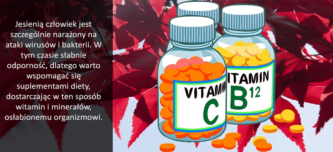 witaminy Odporność – po jakie suplementy sięgać, by ją wzmocnić?