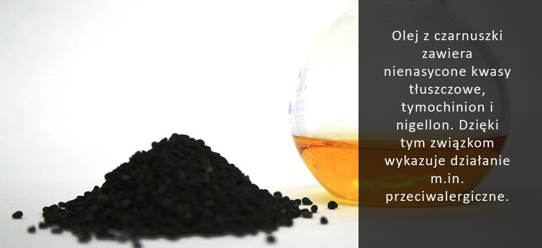 olej-z-czarnuszki-wlasciwosci Jakie bogactwo kryje w sobie olej z czarnuszki?
