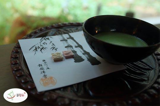 herbata-matcha Herbata matcha i rytuał japońskiej tradycji – wypróbuj przepis na muffinki!