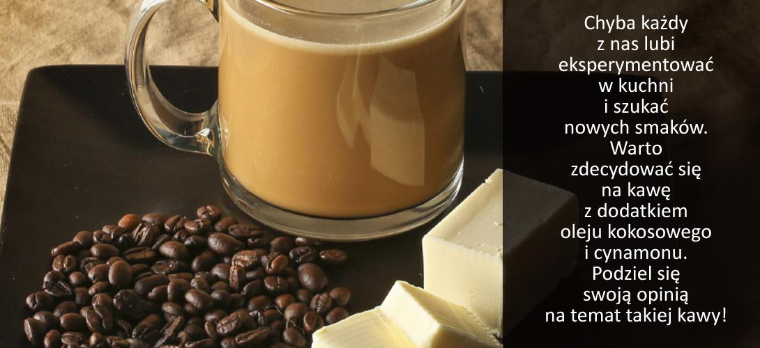 baza_do_kawy Kawa pełna mocy- 3 przepisy na bazę do kawy z olejem kokosowym