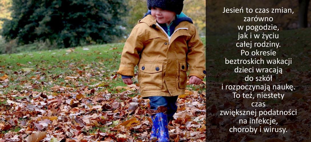 dzieci TEMAT NA CZASIE: Jak zadbać o odporność dziecka po powrocie do szkoły? Sprawdzone sposoby!