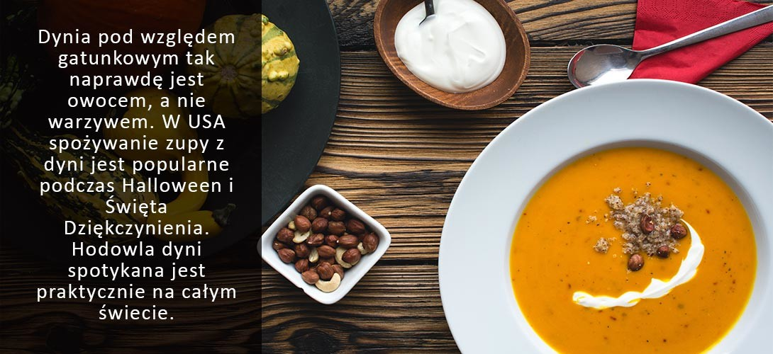 zupa-dyniowa Zupa krem z dyni – przepis idealny na jesień!