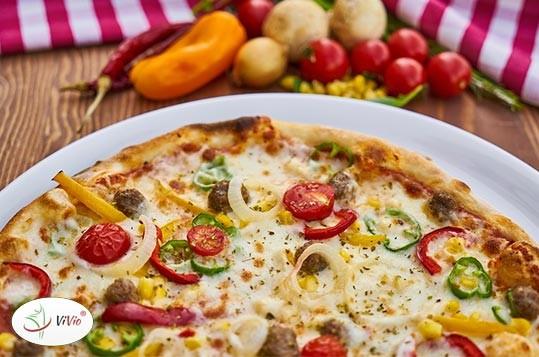 pizza-bezglutenowa PRZEPIS NA PIZZĘ: domowa, wegańska i bez glutenu!
