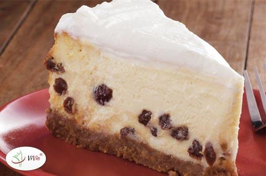 przepis-na-sernik-z-rodzynkami Przepis na sernik z bakaliami. Tradycyjny smak, który musisz poznać!