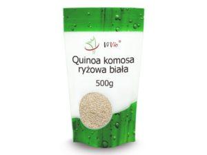 quinoa-biala-300x225 WEGAŃSKIE ŹRÓDŁA BIAŁKA. Sprawdź, jakie produkty wybierać na diecie!