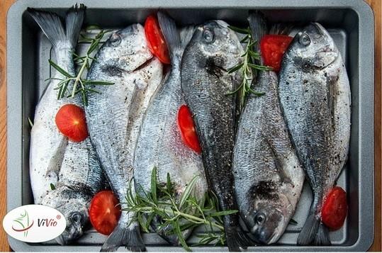 Wyróżnający-Vivio Ryby morskie – dlaczego warto je jeść?