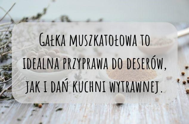 INFOGRAF-1 Gałka muszkatołowa – poznaj jej niezwykłe właściwości!