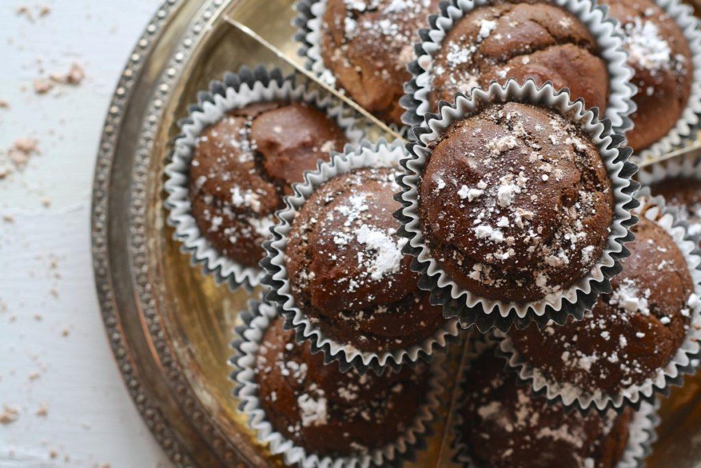 cupcakes-1452178_1920-1024x683 Czekoladowe przekąski w pełnej zdrowia odsłonie