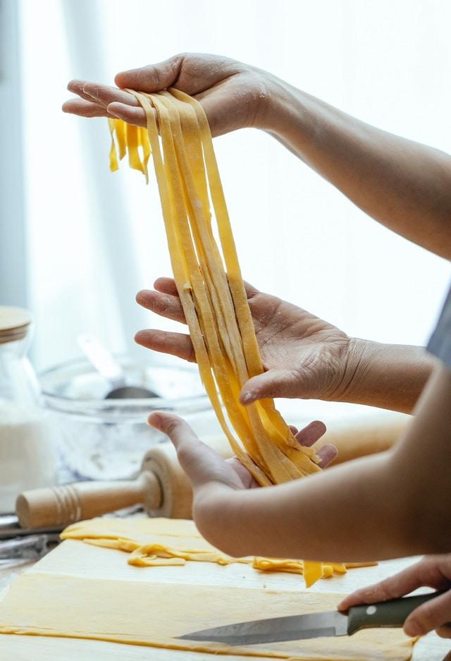 12.1 Makaron - włoska kuchnia na polskim stole