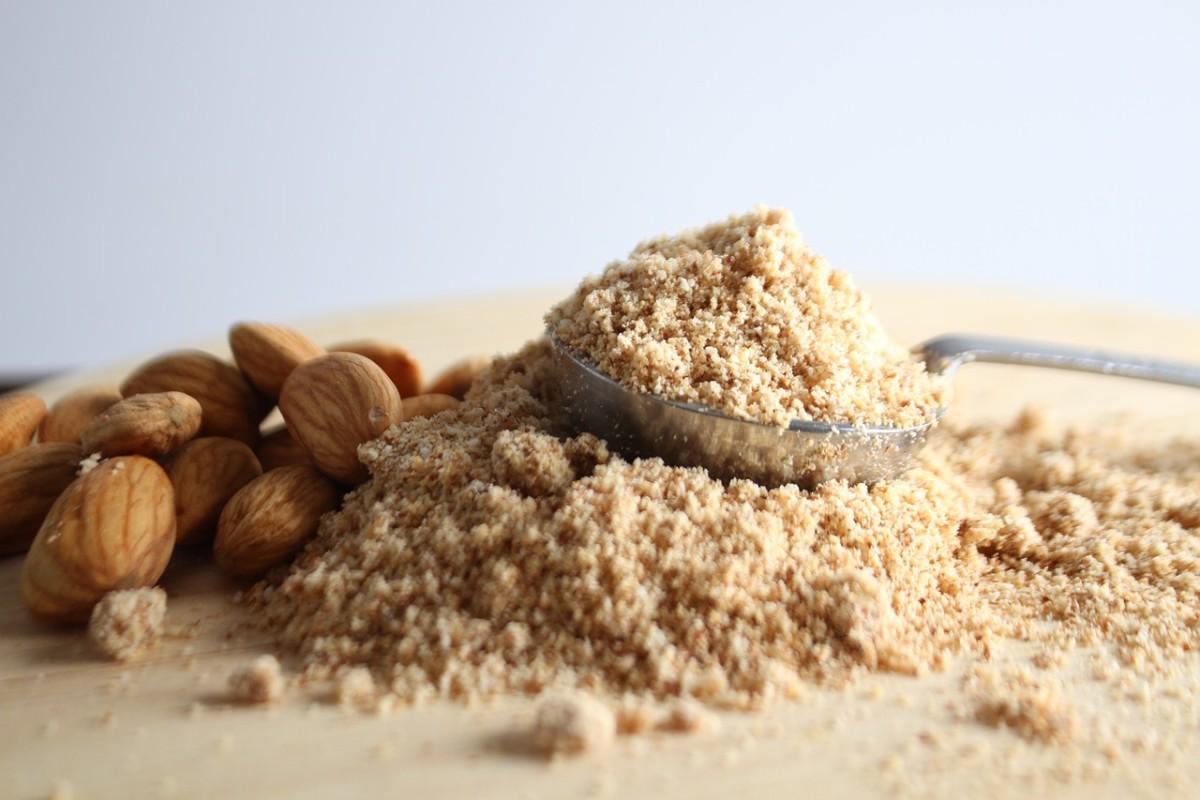 14.3 Mąka migdałowa - pomysł na bezglutenowe dania